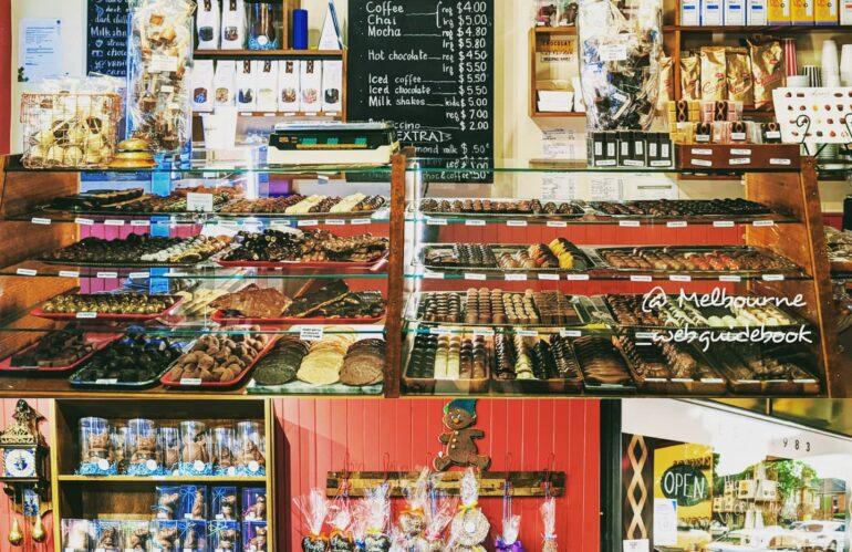 メルボルンの老舗チョコレート店|Lizzy's Chocolate Creations